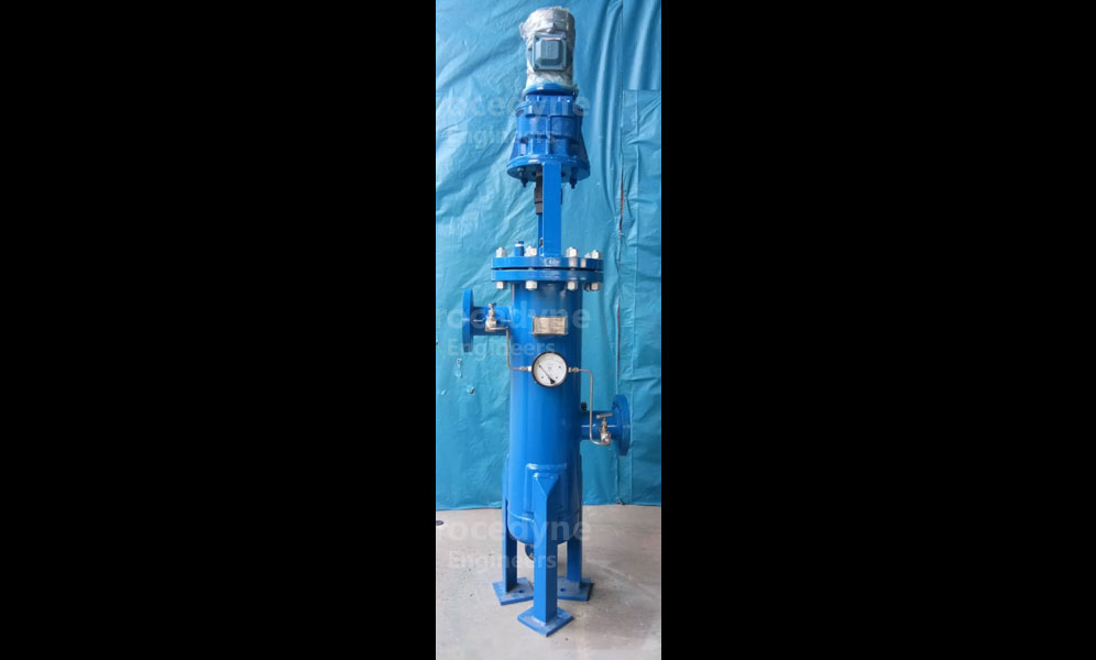 Automatic strainers Gallery - Procedyne Engineers